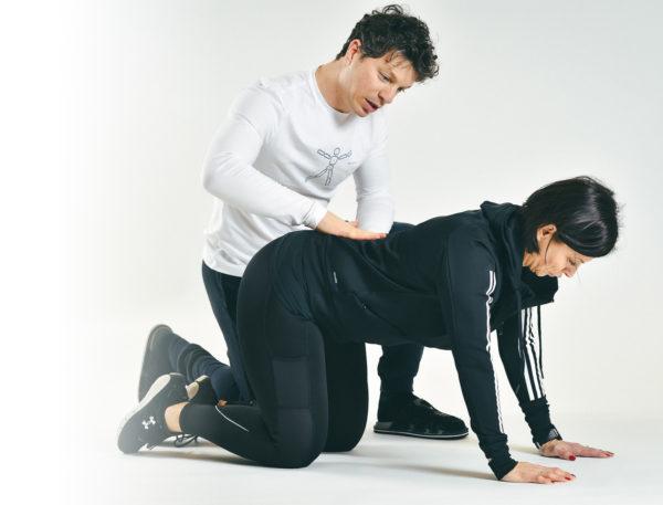 Varna vadba za bolečine v križu in vaje za hrbtenico, išias, hernija